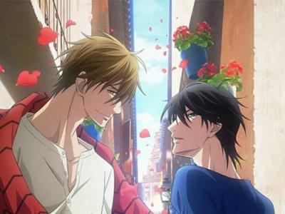 Arc Spain dari Manga BL DAKAICHI Mendapatkan Film Anime untuk Musim Gugur Tahun Ini 9