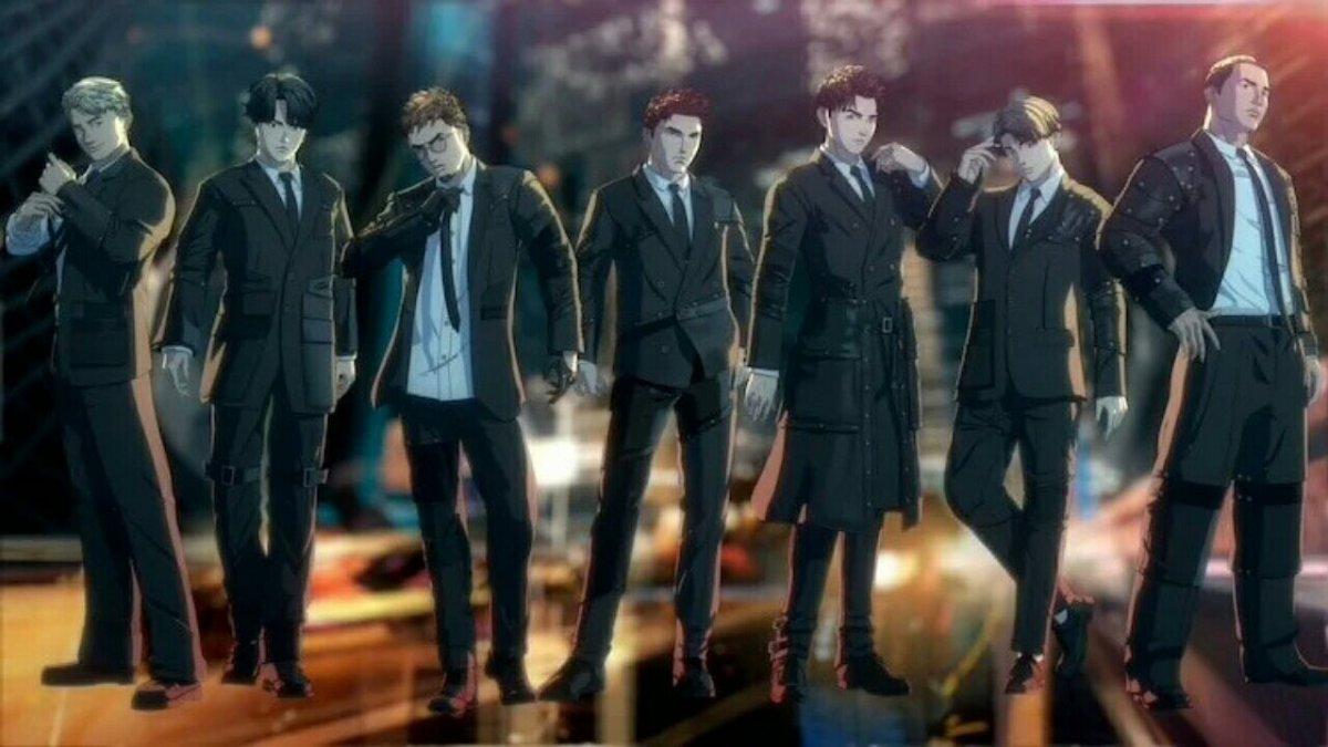 """Anggota Jr.EXILE Berkolaborasi pada Proyek """"Realitas Campuran"""" Battle of Tokyo dari LDH Japan dengan Anime dan Game 2"""