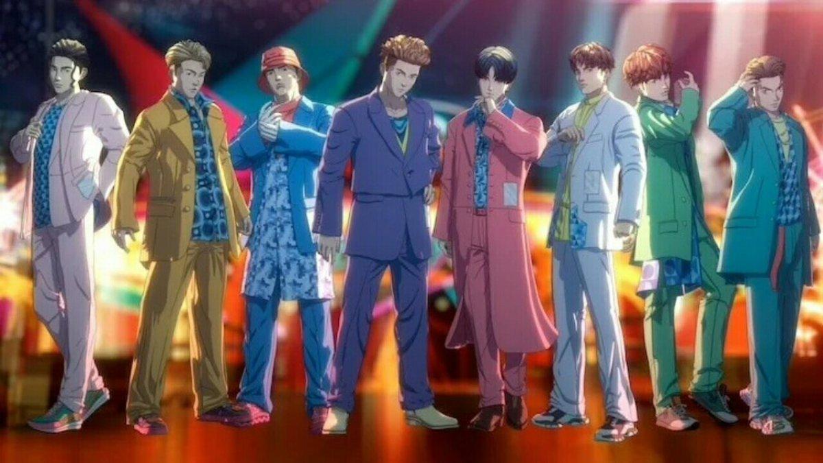 """Anggota Jr.EXILE Berkolaborasi pada Proyek """"Realitas Campuran"""" Battle of Tokyo dari LDH Japan dengan Anime dan Game 4"""