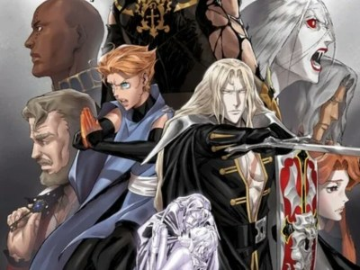 Netflix Menayangkan Season Ke-4 sekaligus Terakhir Animasi Castlevania pada Bulan Mei dengan Pertimbangan Kemungkinan Adanya Seri Baru 41