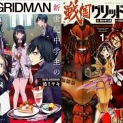 Manga Spinoff Butler Cafe dan Sengoku Period dari Anime SSSS.Gridman Berakhir 9