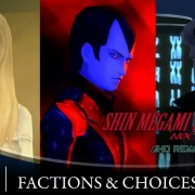 Game Shin Megami Tensei III Nocturne HD Remaster Merilis Trailer yang Menyoroti Faksi 17
