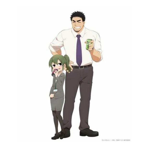 Anime TV My Senpai Is Annoying Mengungkapkan Kapan Debutnya serta Seiyuu Utamanya 1