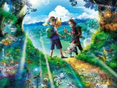 Anime TV Pokémon Journeys Diperankan oleh Hiroshi Kamiya dan Ryoko Shiraishi 1