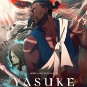 Anime Yasuke Merilis Trailer dan Visual Baru 20