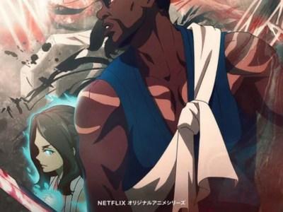 Anime Yasuke Merilis Trailer dan Visual Baru 30