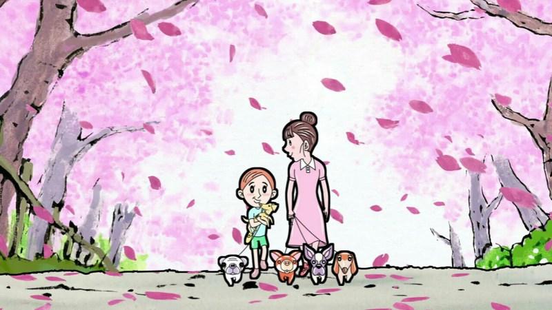 Film Anime Riku wa Yowakunai Merilis Trailer Teaser dan Visual 1