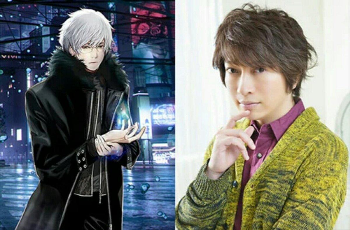 Video Teaser Kedua Anime Night Head 2041 Mengungkapkan Seiyuu Utama Animenya 2