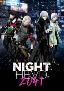 Video Teaser Kedua Anime Night Head 2041 Mengungkapkan Seiyuu Utama Animenya 6