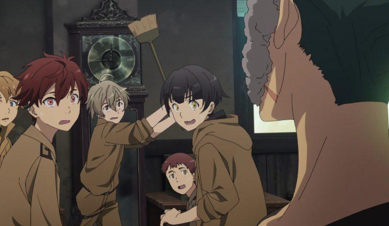 Rekomendasi Anime On Going : Eighty Six 3