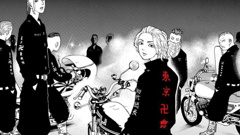 Kenalan Yuk Dengan Geng Tokyo Manji dari Anime Tokyo Revengers 1