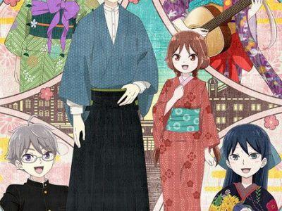 Anime TV Taisho Otome Otogi Banashi Ungkap Video Promosi Pertama dan 4 Anggota Seiyuu Lainnya 3