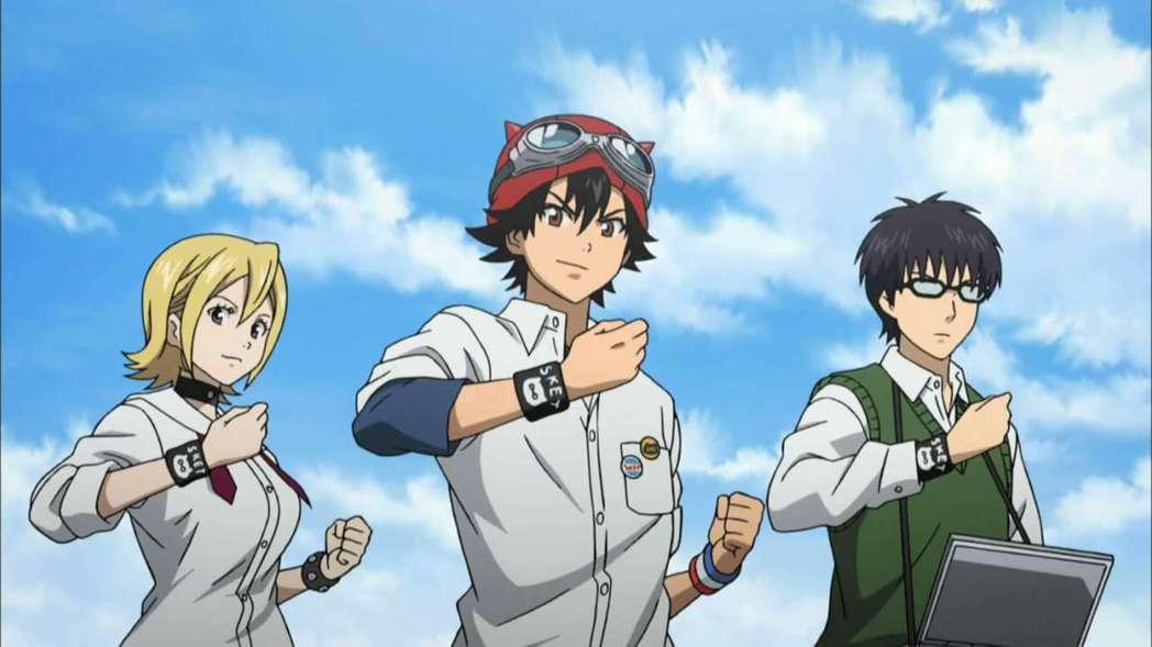 20 Klub Sekolah Teraneh yang Pernah Ada di Anime 9