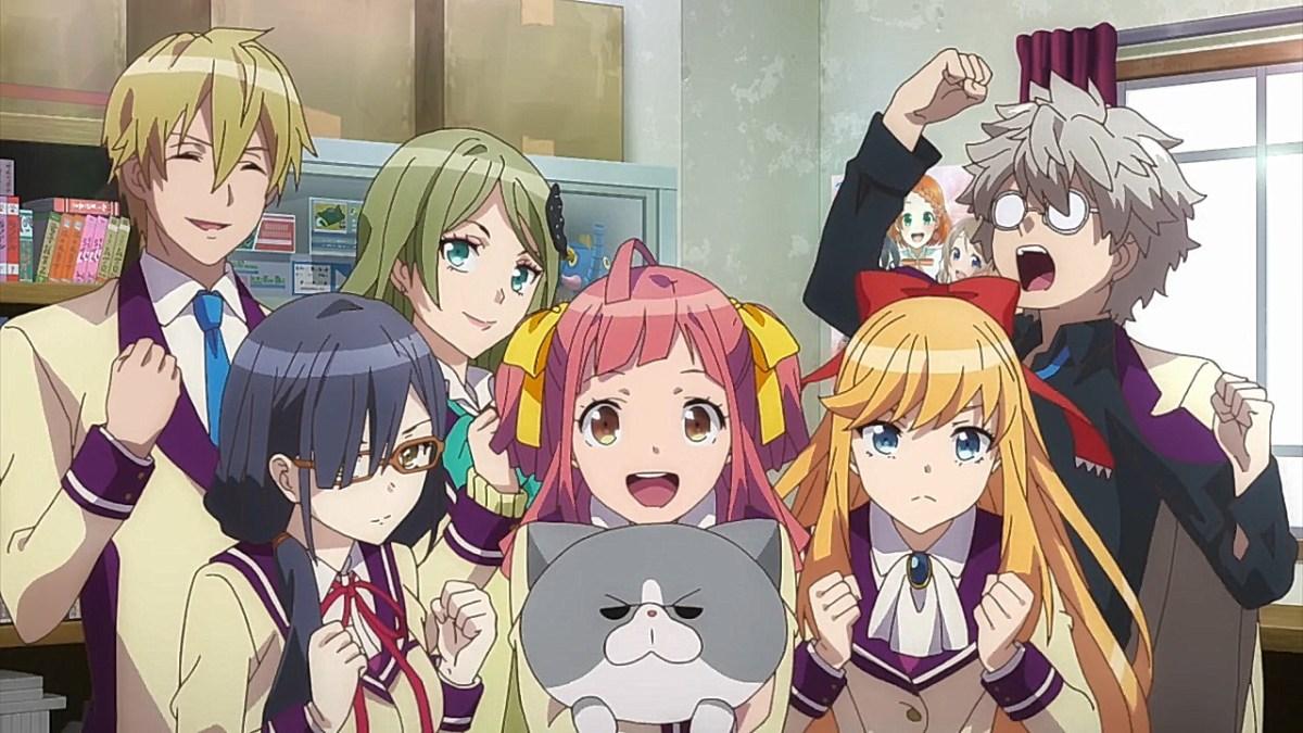 20 Klub Sekolah Teraneh yang Pernah Ada di Anime 4
