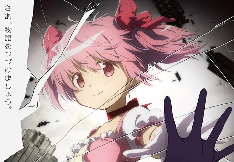 Anime Mahou Shoujo Madoka★Magica akan Mendapatkan Adaptasi Film Terbaru 1