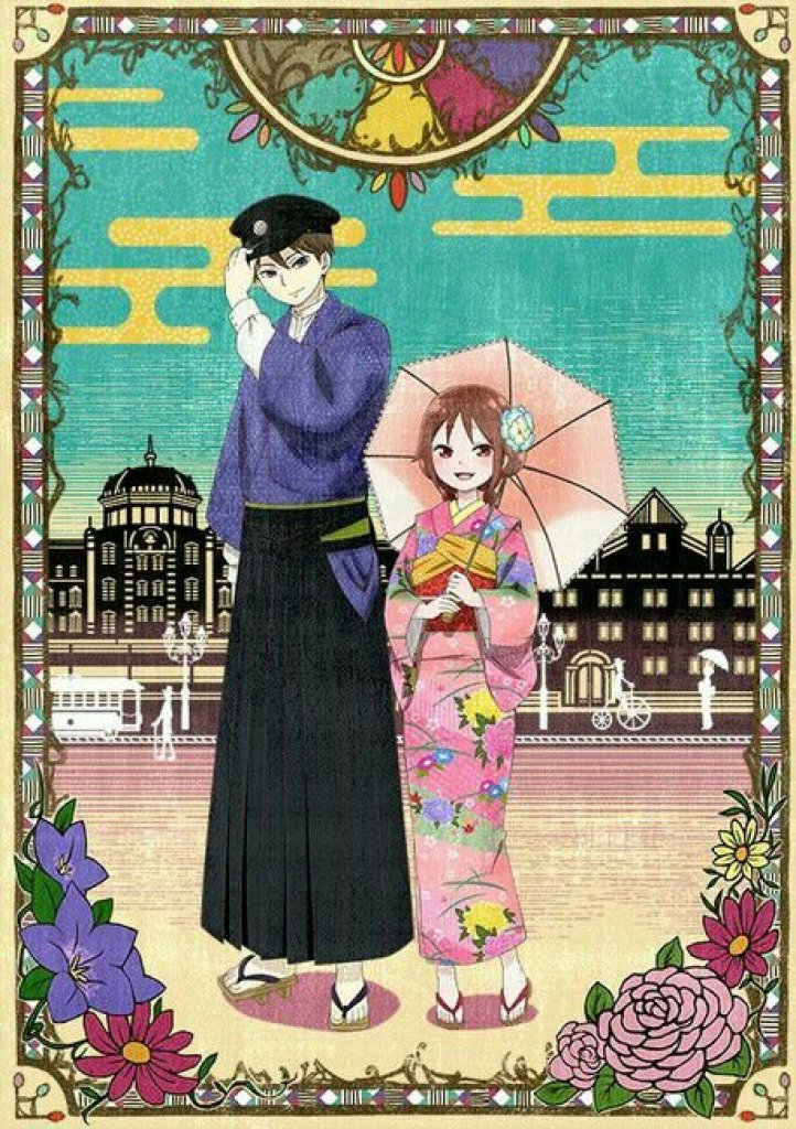 Anime TV Taisho Otome Otogi Banashi Ungkap Video Promosi Pertama dan 4 Anggota Seiyuu Lainnya 8