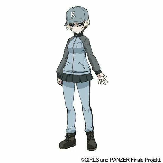 Teaser Film Girls & Panzer das Finale Ke-4 Ditayangkan 3