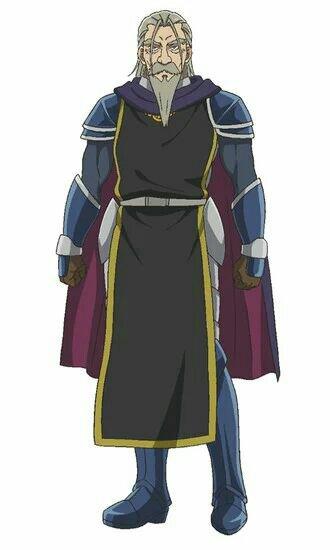 Anime How NOT to Summon a Demon Lord Omega Diperankan oleh Kazuhiro Yamaji 2