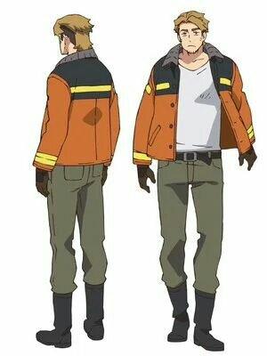 Anime Sakugan Mengungkapkan Karakternya Minami Tsuda 5