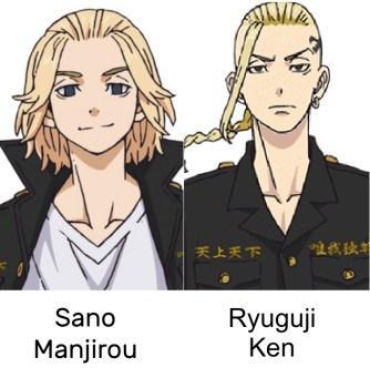 Kenalan Yuk Dengan Geng Tokyo Manji dari Anime Tokyo Revengers 4