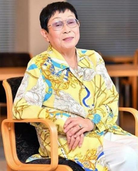 Penulis Naskah Sugako Hashida Meninggal di Usia 95 Tahun 2