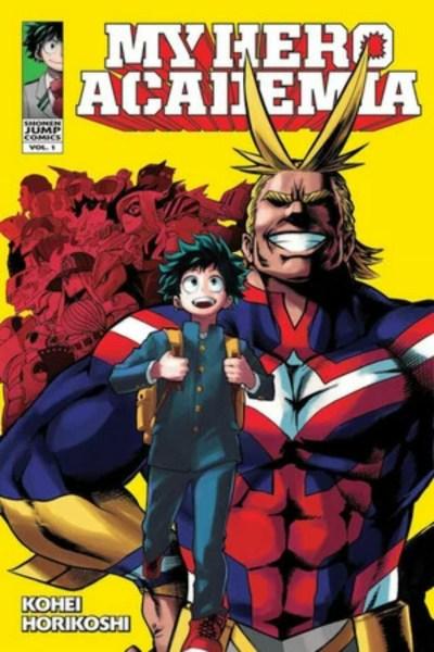 Kōhei Horikoshi Mengonfirmasi Manga My Hero Academia Masih Menuju Akhir Yang Direncanakannya 1