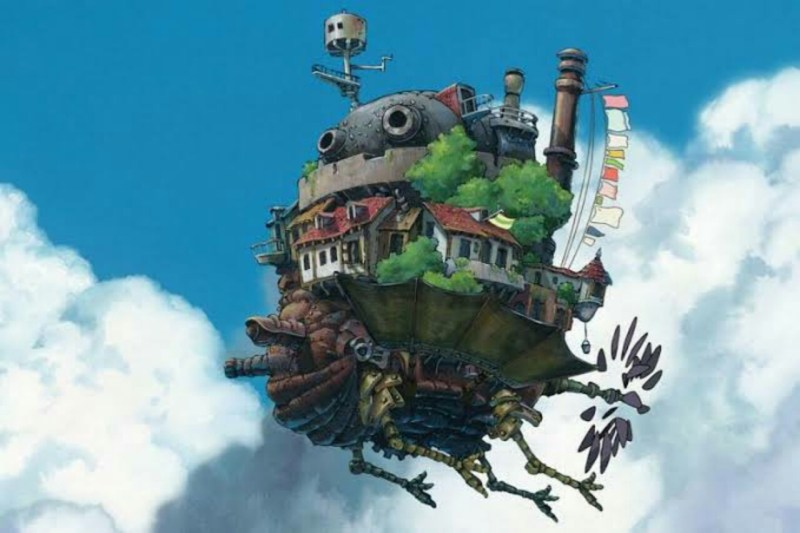 Beberapa Fakta tentang Howl's Moving Castle Terungkap saat Toshio Suzuki Menjawab Pertanyaan Penggemar di Akun Twitter Resmi Ghibli 1