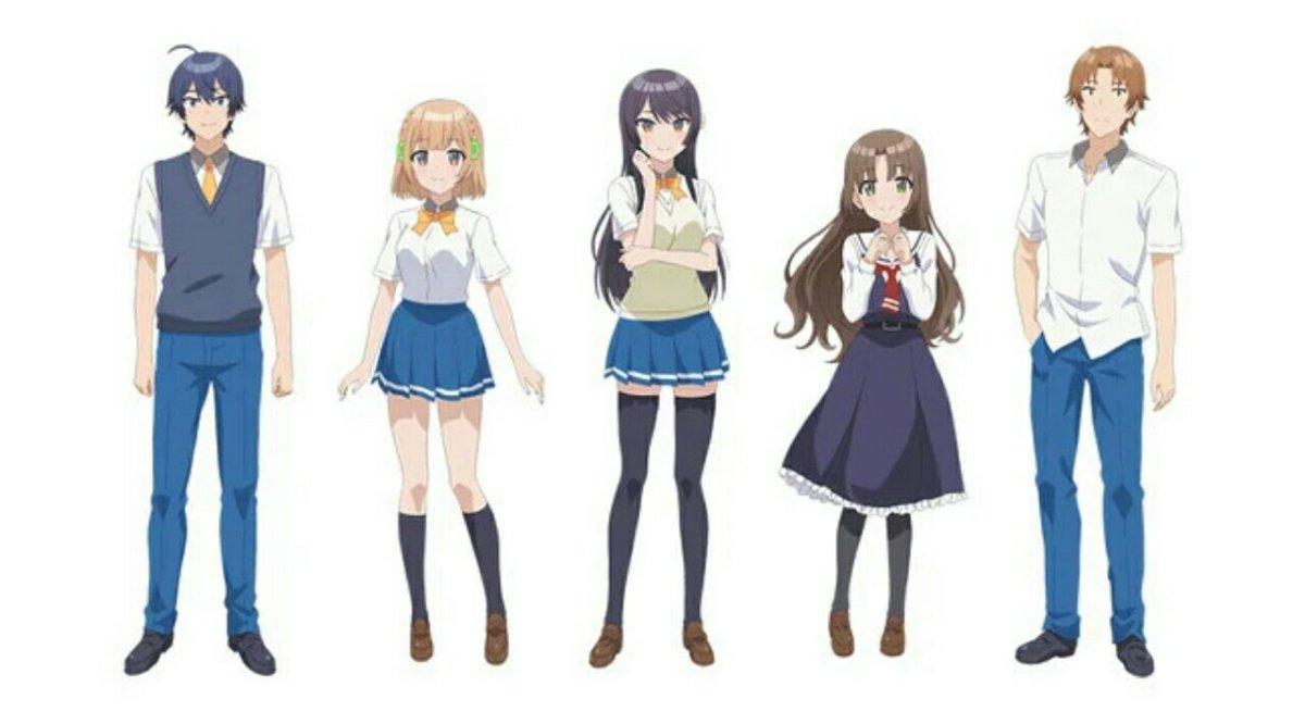 Anime TV OsaMake Mengungkapkan 5 Anggota Seiyuu Lainnya 2