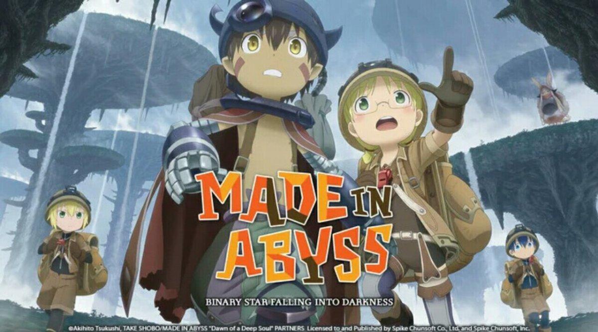 Made in Abyss Mendapatkan Anime TV Season Kedua dan Action RPG untuk Tahun 2022 3