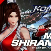 Game The King of Fighters XV Merilis Trailer untuk Mai Shiranui dan King 10