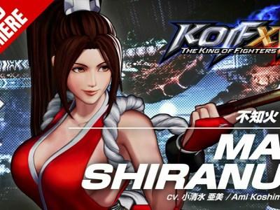 Game The King of Fighters XV Merilis Trailer untuk Mai Shiranui dan King 14