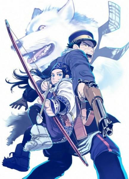 Manga Golden Kamuy Memasuki Klimaks 1