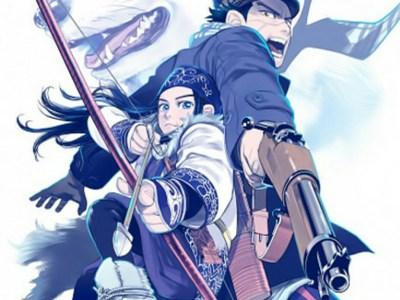 Manga Golden Kamuy Memasuki Klimaks 5
