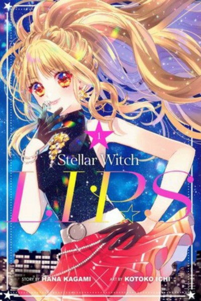 Manga Stellar Witch LIPS Karya Hana Kagami dan Kotoko Ichi Mendekati Klimaksnya 1