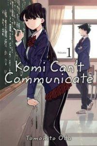 Manga Komi Sulit Berkomunikasi Resmi Diumumkan Mendapatkan Anime TV 5