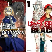 m&c! Akan Menerbitkan Manga Fate/Apocrypha dan Cells at Work! Code Black di Indonesia 14