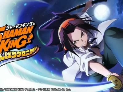 Anime Shaman King Baru Akan Mendapatkan Game Smartphone Pertamanya Tahun Ini 19