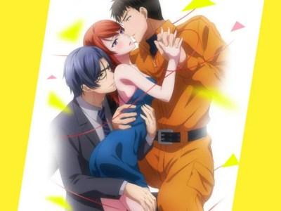 Season Kedua Anime Romansa Pemadam Kebakaran Yubisaki kara no Honki no Netsujou Mengungkapkan Seiyuu Lainnya, Staf, Tanggal Debut 11