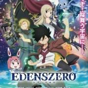 Kiyono Yasuno dan Daisuke Namikawa Ikut Berperan dalam Anime Edens Zero 10