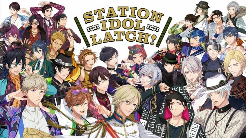 Proyek Station Idol Latch! Mengubah Stasiun Kereta Yamanote di Tokyo Menjadi Idola dengan Anime 1