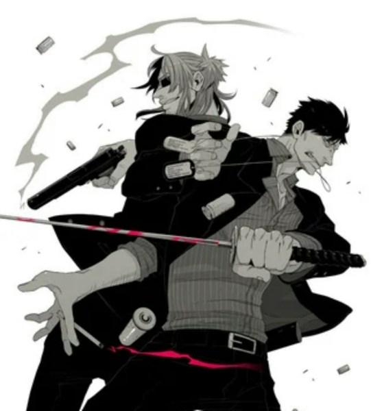 Kreator Manga Gangsta., Kohske, Memerinci Pertarungannya Melawan Lupus 1