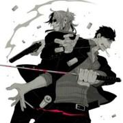 Kreator Manga Gangsta., Kohske, Memerinci Pertarungannya Melawan Lupus 9
