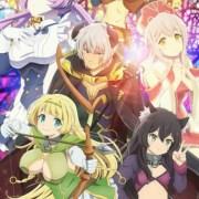 Anime How NOT to Summon a Demon Lord Omega Diperankan oleh Kousuke Toriumi dan Ayumu Murase 8
