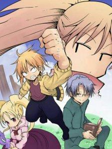 Anime Idaten Deities in the Peaceful Generation Mengungkapkan Informasi Lebih Lanjut Termasuk Tanggal Tayang Perdananya 6