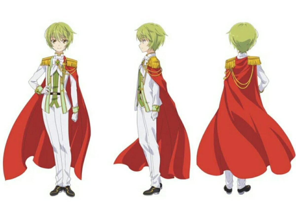 Anime She Professed Herself Pupil of the Wise Man Menambahkan 2 Anggota Seiyuu 2
