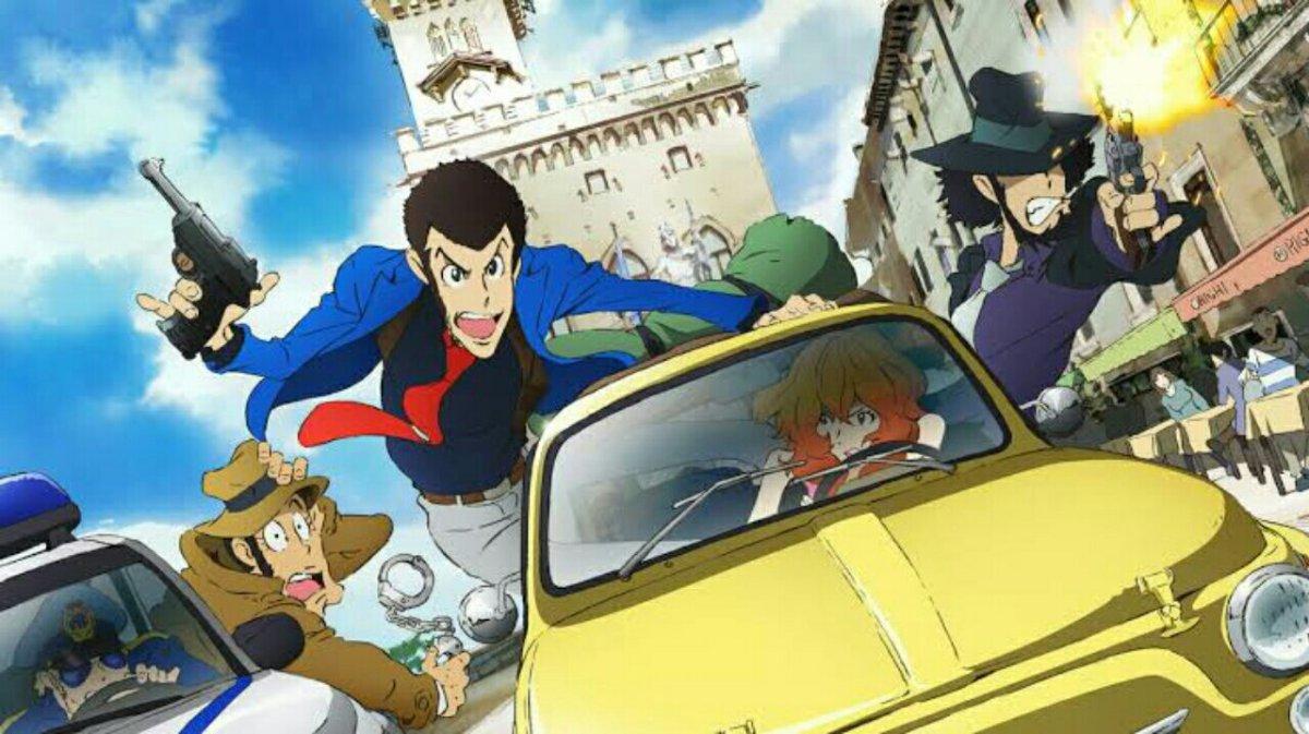 Waralaba Lupin III Mendapatkan Seri Anime Ke-6 untuk Ulang Tahun Ke-50 3