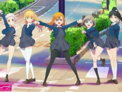 Tanggal Tayang Anime Love Live! Superstar
