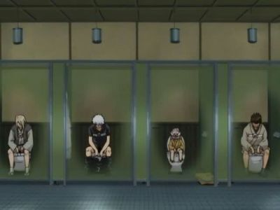 Gintama Toilet