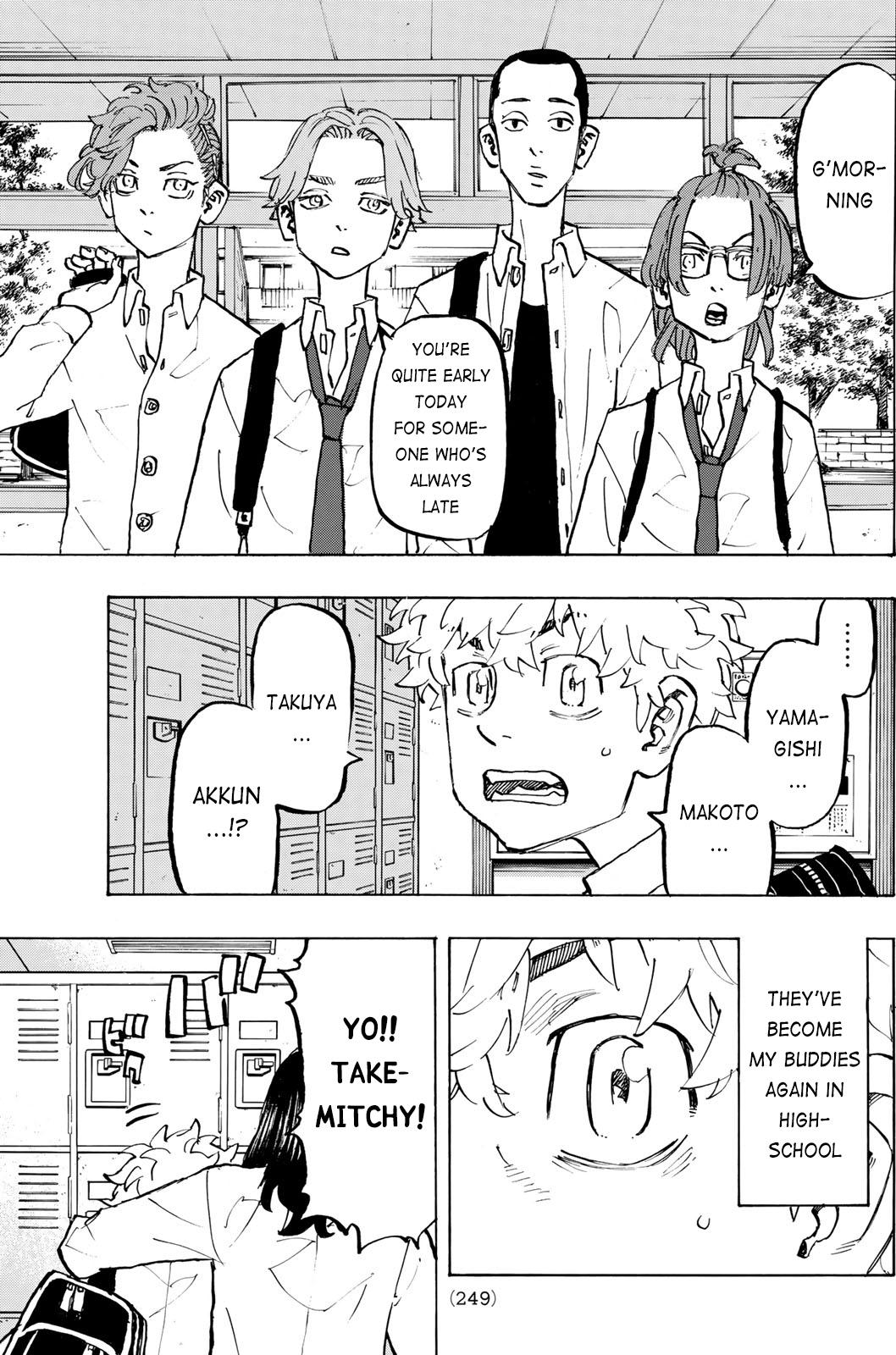 Bahas Tokyo Revengers Chapter ke 207 4