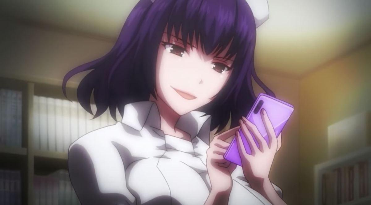 Gadis Perawat Dengan Ekpresi Jijik Kan Merawatmu Dengan Penuh Kasih Dalam Anime Sakusei Byoutou 51